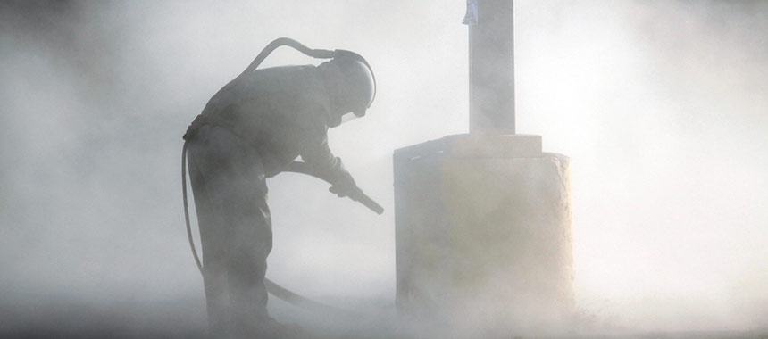 Dry abrasive blasting: Understanding equipment and safety procedures – SSPC